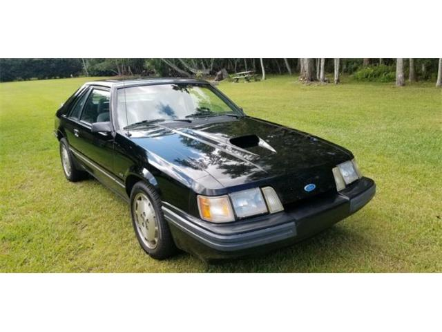 1986 Ford Mustang (CC-1423176) for sale in Cadillac, Michigan