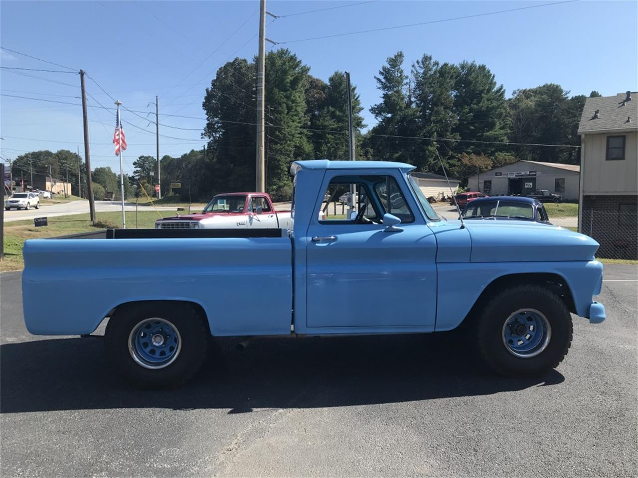 1964 Chevrolet C/K 10 (CC-1420318) for sale in Clarksville, Georgia