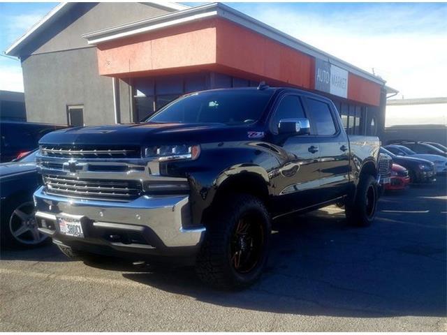 2019 Chevrolet Silverado (CC-1423180) for sale in Cadillac, Michigan