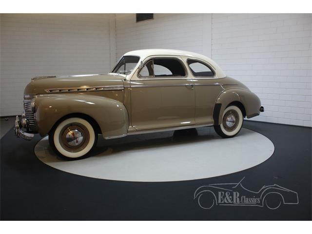 1941 Chevrolet Special Deluxe (CC-1423182) for sale in Waalwijk, Noord-Brabant