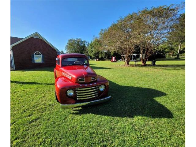 1950 Ford F1 (CC-1423188) for sale in Cadillac, Michigan
