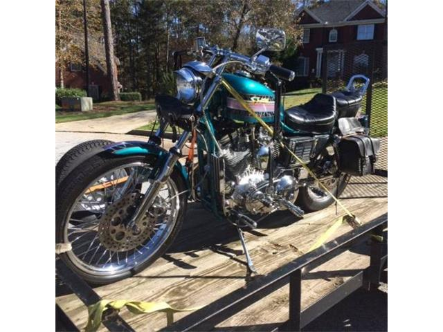 1987 Harley-Davidson Sportster (CC-1423189) for sale in Cadillac, Michigan