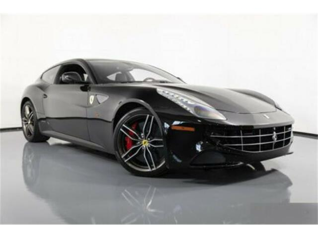 2012 Ferrari FF (CC-1423193) for sale in Cadillac, Michigan