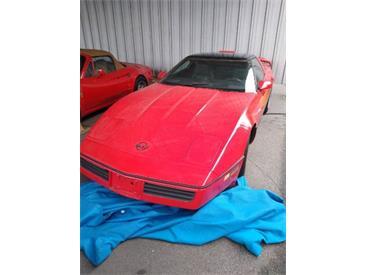 1986 Chevrolet Corvette (CC-1423194) for sale in Cadillac, Michigan