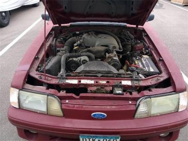 1990 Ford Mustang (CC-1423199) for sale in Cadillac, Michigan
