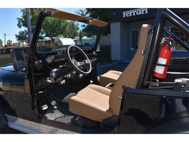 1983 Jeep CJ7 (CC-1423204) for sale in Biloxi, Mississippi