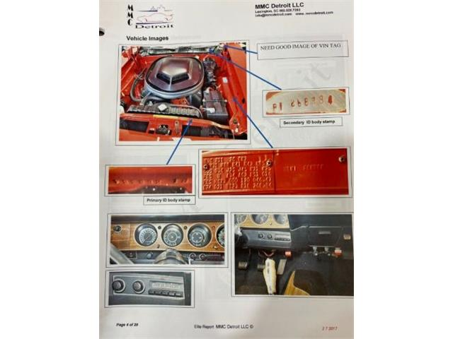 1971 Plymouth Barracuda (CC-1423206) for sale in Cadillac, Michigan