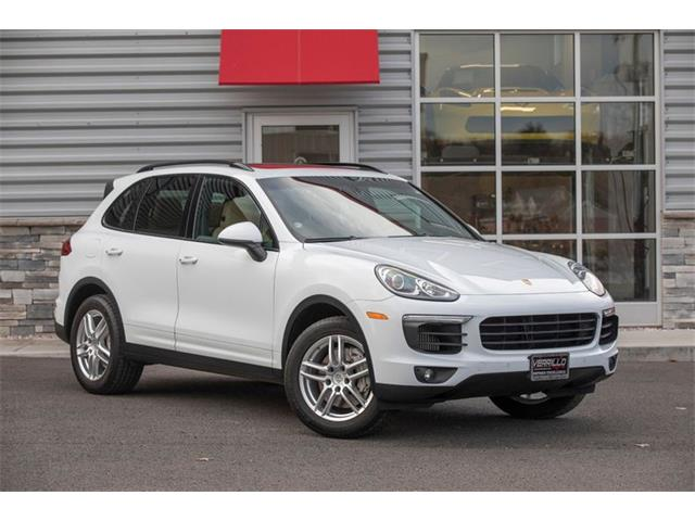 2018 Porsche Cayenne (CC-1423209) for sale in Clifton Park, New York