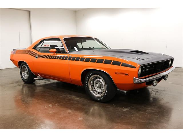 1970 Plymouth Cuda (CC-1423210) for sale in Sherman, Texas