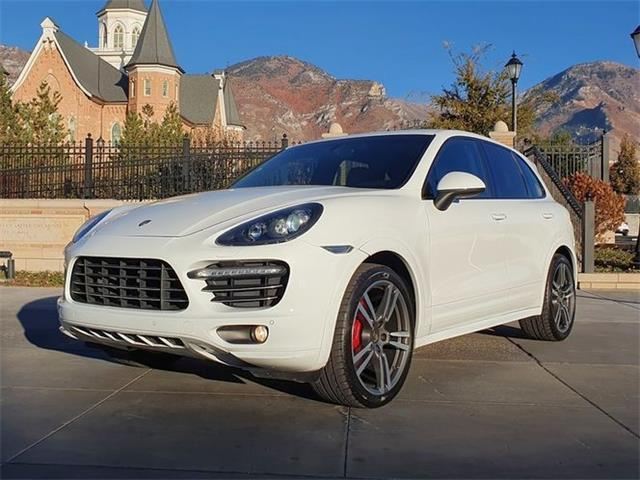 2013 Porsche Cayenne (CC-1423212) for sale in Cadillac, Michigan