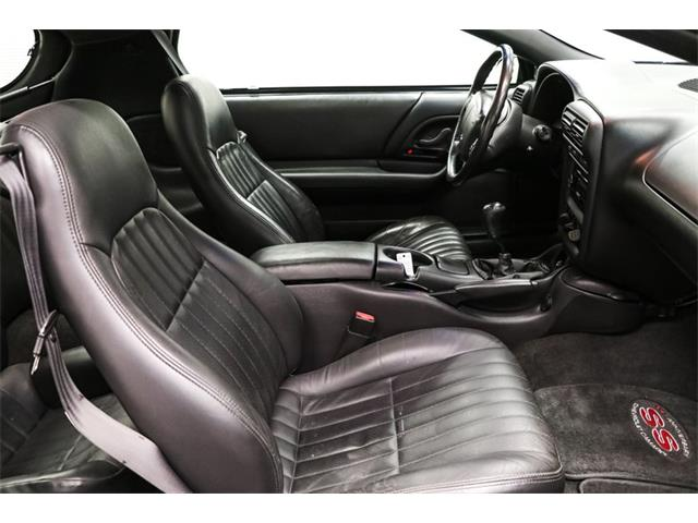 2002 Chevrolet Camaro (CC-1423216) for sale in Sherman, Texas