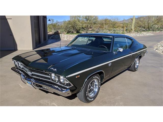 1969 Chevrolet Chevelle SS (CC-1423217) for sale in Cave Creek, Arizona
