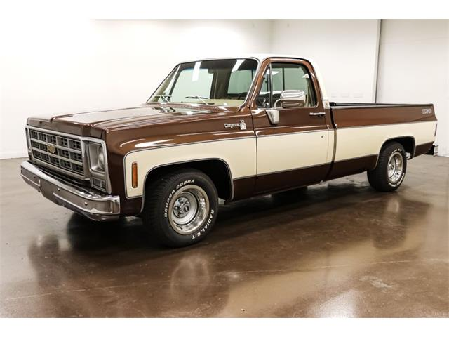 1979 Chevrolet C10 (CC-1423220) for sale in Sherman, Texas