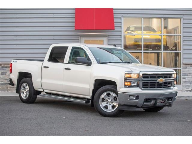 2014 Chevrolet Silverado (CC-1423225) for sale in Clifton Park, New York