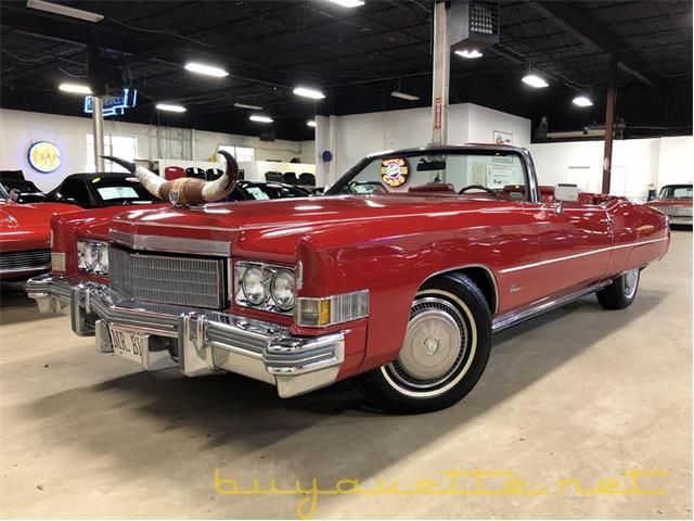 1974 Cadillac Eldorado (CC-1423229) for sale in Atlanta, Georgia