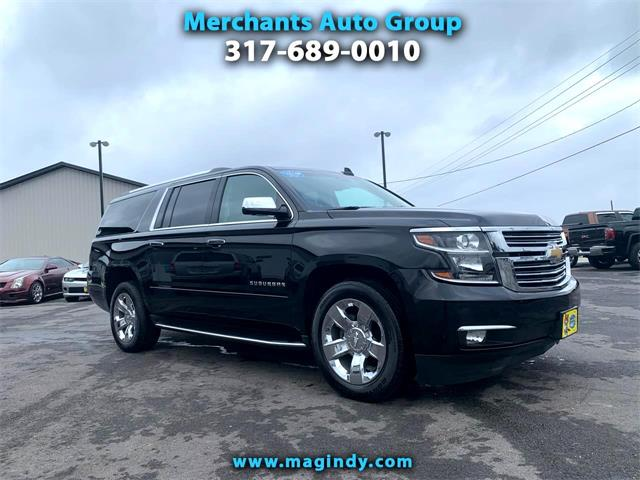 2017 Chevrolet Suburban (CC-1420323) for sale in Cicero, Indiana