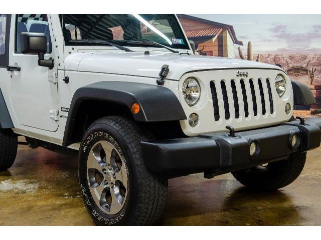 2017 Jeep Wrangler (CC-1423235) for sale in Bristol, Pennsylvania