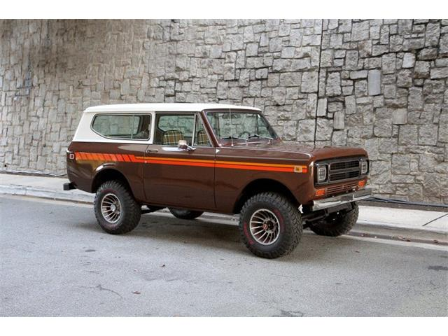 1980 International Scout II (CC-1423237) for sale in Atlanta, Georgia
