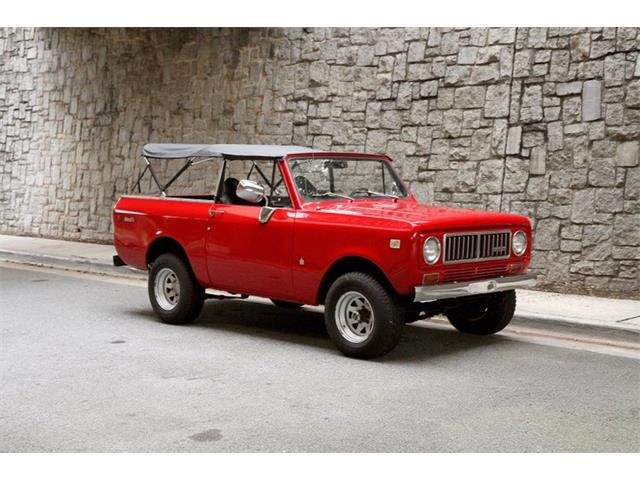 1973 International Scout II (CC-1423241) for sale in Atlanta, Georgia