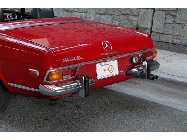 1971 Mercedes-Benz 280SL (CC-1423247) for sale in Atlanta, Georgia