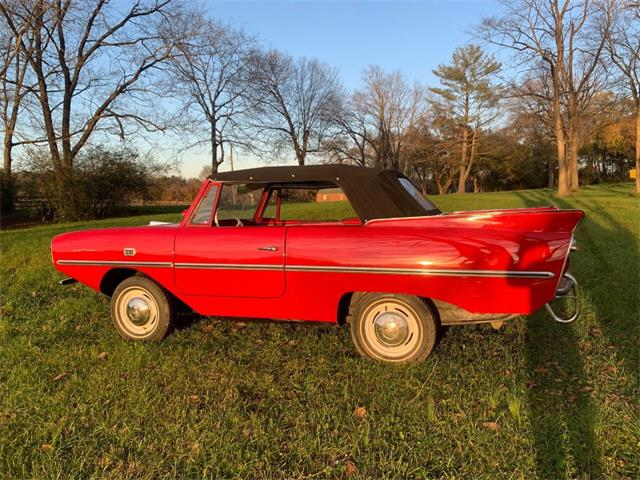 1964 Amphicar 770 (CC-1423250) for sale in Clarksburg, Maryland