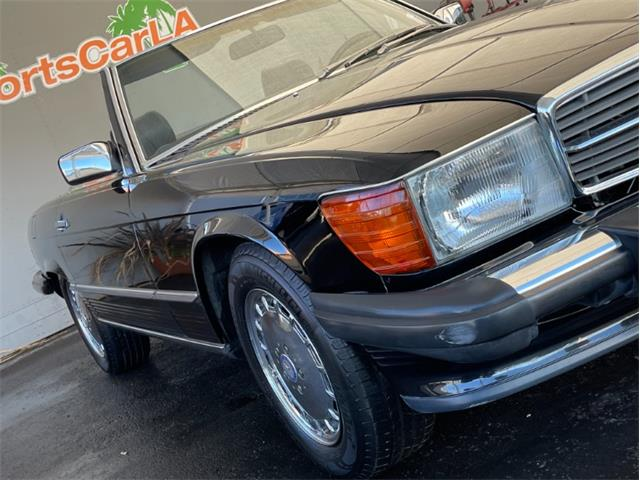 1987 Mercedes-Benz 560 (CC-1423268) for sale in Los Angeles, California