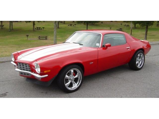 1972 Chevrolet Camaro (CC-1423282) for sale in Hendersonville, Tennessee