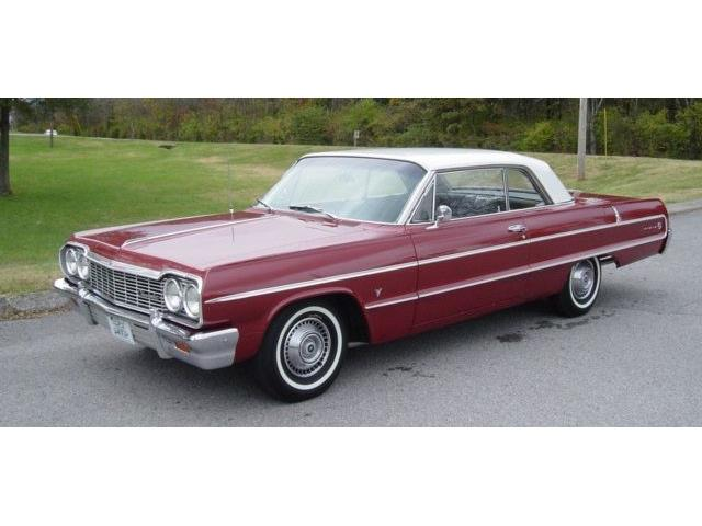 1964 Chevrolet Impala (CC-1423283) for sale in Hendersonville, Tennessee