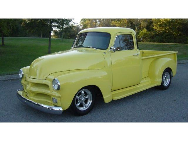 1954 Chevrolet 3100 (CC-1423286) for sale in Hendersonville, Tennessee