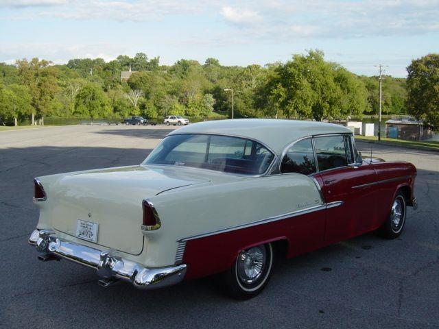 1955 Chevrolet Bel Air (CC-1423289) for sale in Hendersonville, Tennessee