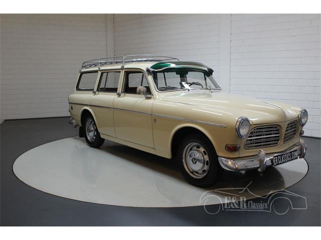 1968 Volvo 122S Amazon (CC-1423296) for sale in Waalwijk, Noord-Brabant