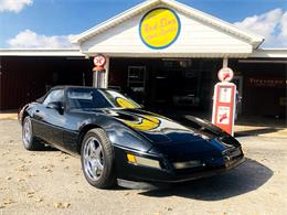 1991 Chevrolet Corvette (CC-1420330) for sale in Wilson, Oklahoma