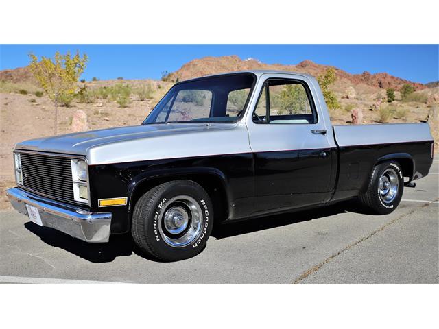 1984 Chevrolet C10 (CC-1423303) for sale in Boulder City, Nevada