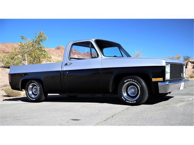 1984 Chevrolet C10 (CC-1423303) for sale in Boulder City, Nevada