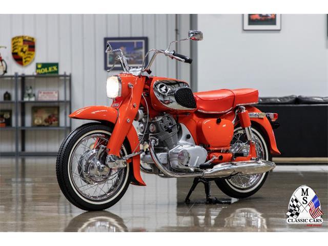 1965 Honda Motorcycle (CC-1423304) for sale in Seekonk, Massachusetts