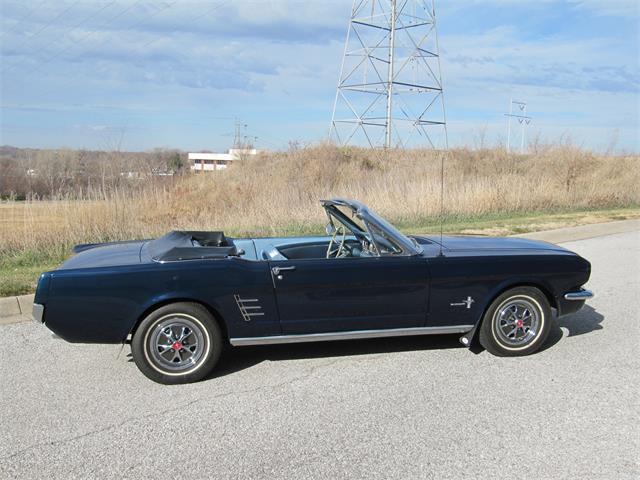 1966 Ford Mustang (CC-1423307) for sale in Omaha, Nebraska