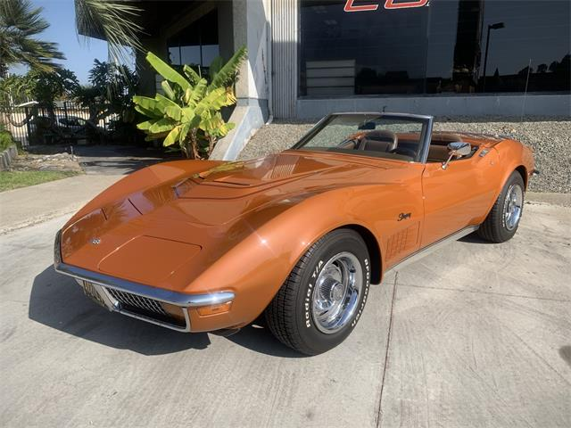 1972 Chevrolet Corvette (CC-1423309) for sale in Anaheim, California