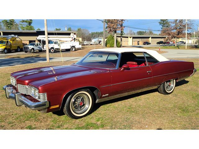 1973 Pontiac Grand Ville (CC-1423315) for sale in hopedale, Massachusetts