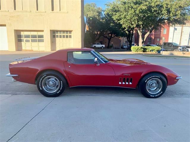 1969 Chevrolet Corvette Stingray (CC-1423316) for sale in Denison, Texas