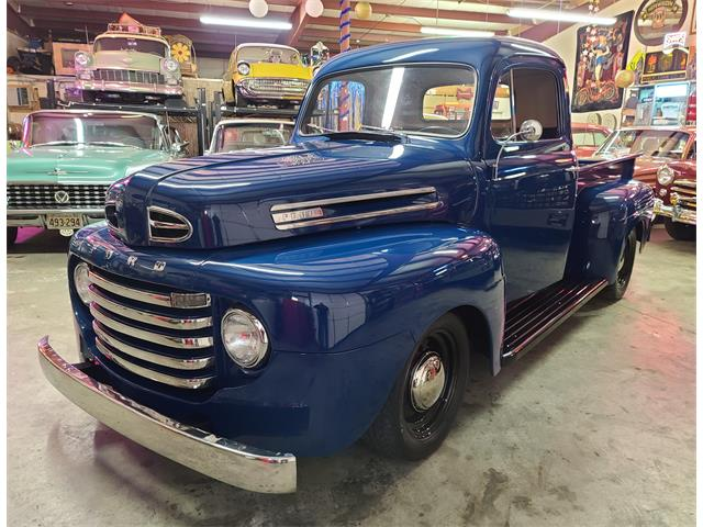 1950 Ford F1 (CC-1423329) for sale in HOPEDALE, Massachusetts