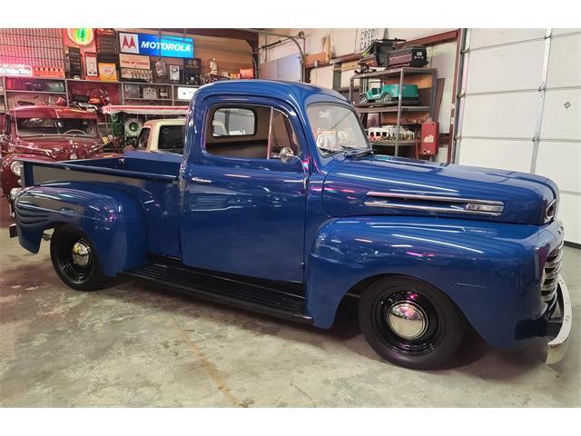 1950 Ford F1 (CC-1423329) for sale in HOPEDALE, Massachusetts