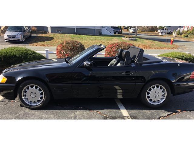 1998 Mercedes-Benz SL500 (CC-1423336) for sale in HANSON, Massachusetts