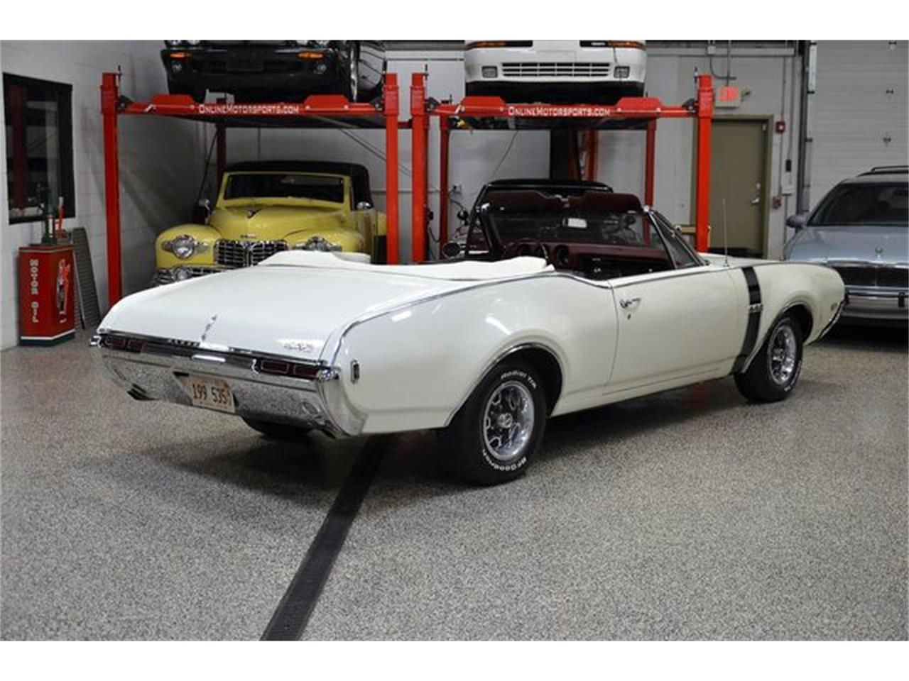1968 Oldsmobile 442 (CC-1420334) for sale in Plainfield, Illinois