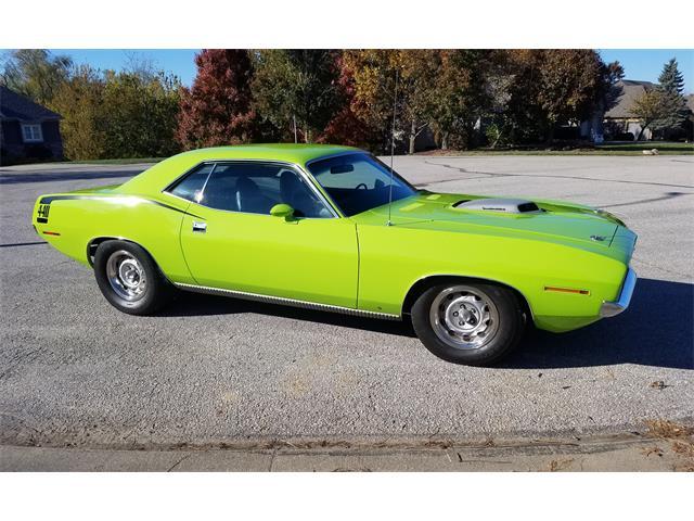 1970 Plymouth Cuda (CC-1423346) for sale in Warrensburg, Missouri