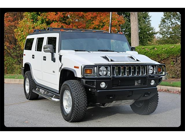 2004 Hummer H2 (CC-1423347) for sale in Old Forge, Pennsylvania