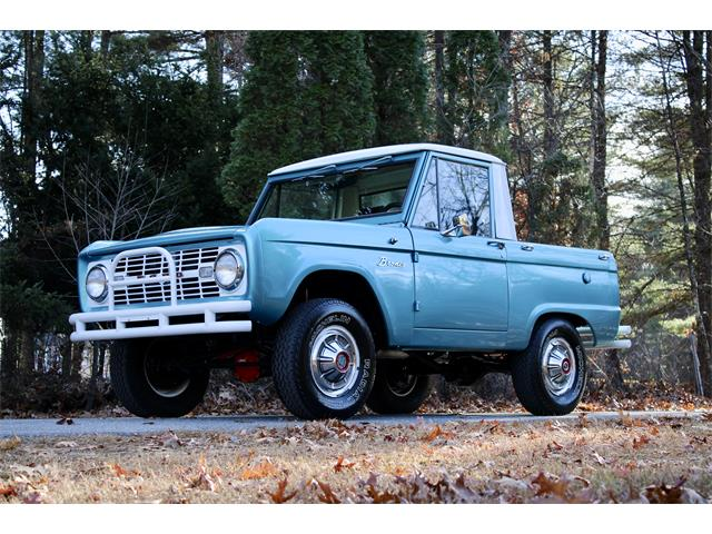 1966 Ford Bronco (CC-1423348) for sale in Stow, Massachusetts