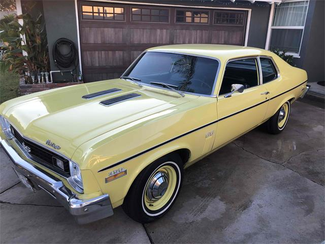 1973 Chevrolet Nova (CC-1423349) for sale in Whittier, California