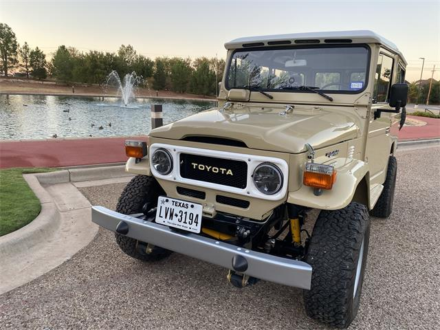 1984 Toyota FJ Cruiser (CC-1423350) for sale in Lubbock, Texas