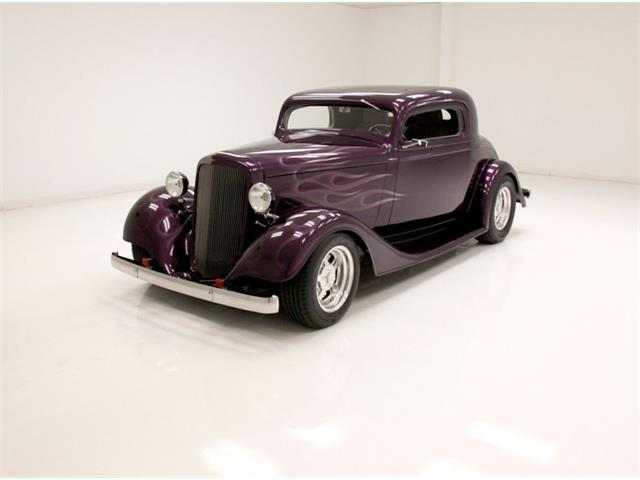 1934 Chevrolet Coupe (CC-1423362) for sale in Morgantown, Pennsylvania