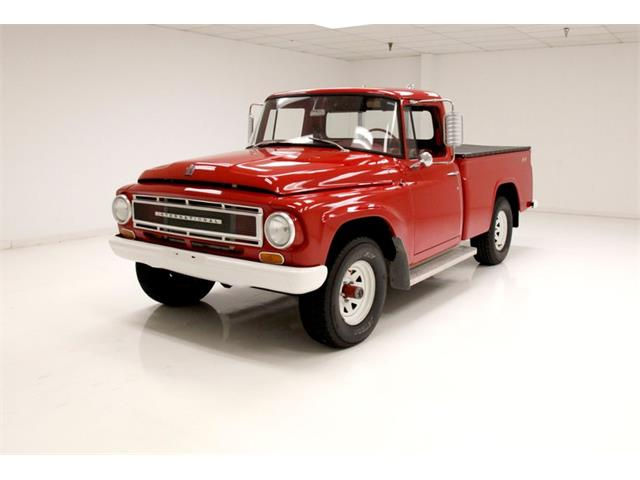 1967 International 1100B (CC-1423363) for sale in Morgantown, Pennsylvania